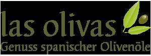 Exklusive spanische Olivenöle - Las Olivas-Logo
